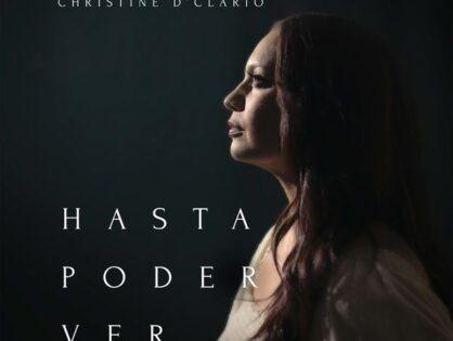 """Christine D'Clario Estrena Su Nuevo Álbum """"Hasta Poder Ver"""""""